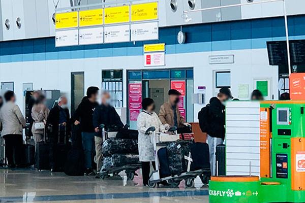 Около 180 южнокорейских граждан эвакуированы из России на родину