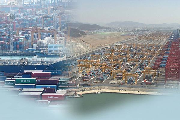5月韩出口同比减少23.7% 减幅连续2个月突破20%
