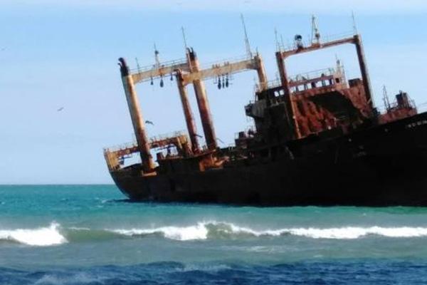 러시아 연안 죄초 한국 어선 9년만에 예인될 듯
