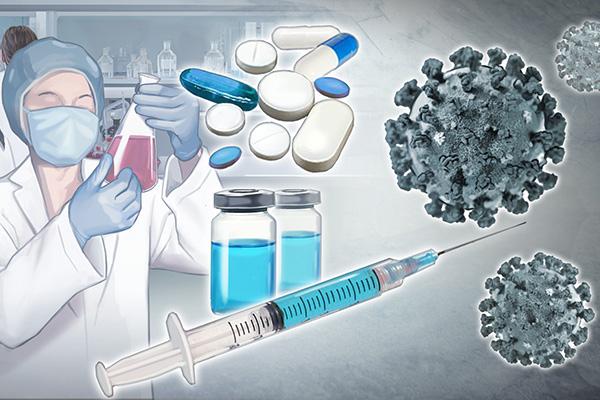 Правительство РК вкладывает средства в разработку методов лечения COVID-19