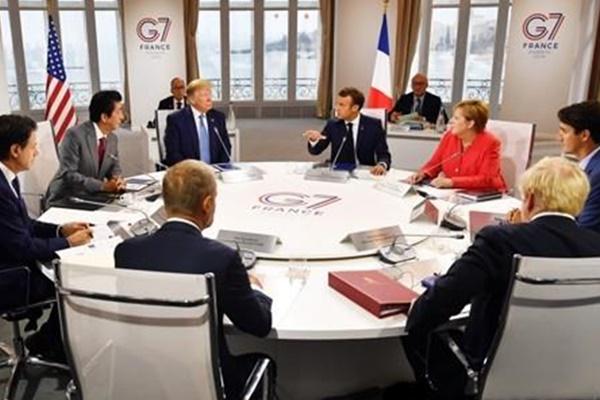 米大統領の「G7拡大案」に相次ぐ反対 韓国政府「議論見守って必要時に協力」