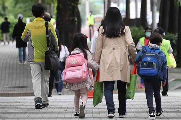 1,78 Juta Murid di Korsel Kembali ke Sekolah Rabu Ini