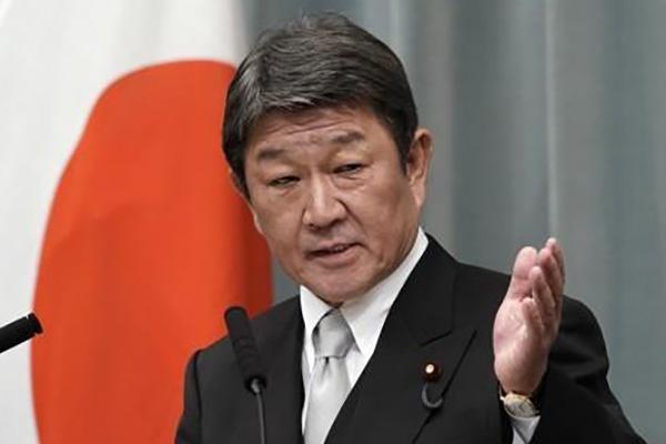 Japanese FM Renews Dokdo Claim in Diet Speech