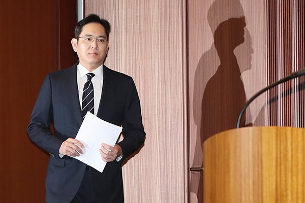 Prosecutors Seek Arrest Warrant for Samsung Heir in Merger Probe