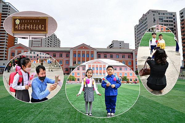 Các trường học Bắc Triều Tiên khai giảng năm học mới trong bối cảnh dịch COVID-19