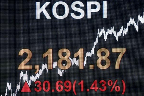 Kospi : semaine complète en hausse