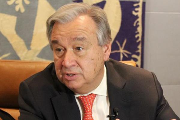 الأمين العام للأمم المتحدة يعرب عن أمله في استئناف الحوار بين الكوريتين