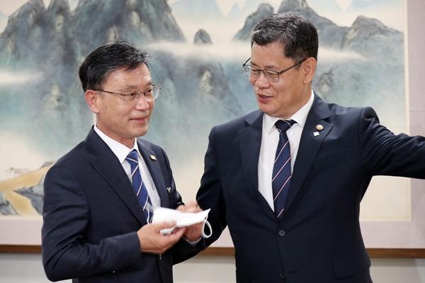 Tracts anti-Pyongyang : les maires des villes et des districts transfrontaliers demandent à interdire l'envoi