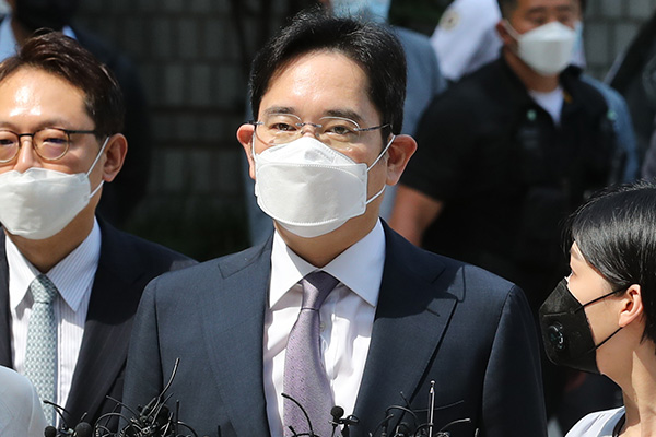Outside Experts Recommend Prosecutors Not to Indict Samsung Heir