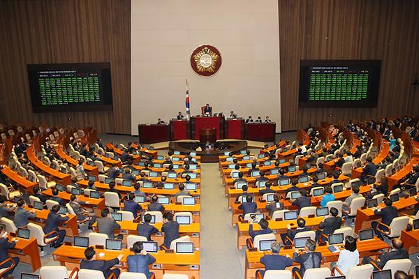 Национальное собрание РК не смогло сформировать постоянные комитеты