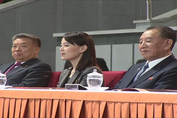 金与正氏が韓国への攻勢 金委員長との役割分担明確に
