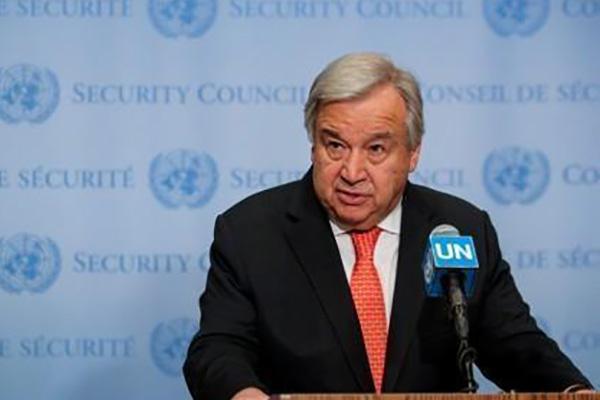 Генсек ООН выразил сожаление по поводу закрытия межкорейских каналов связи