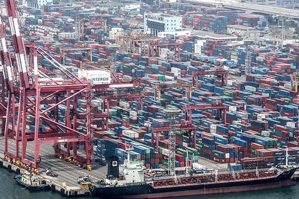 Xuất khẩu Hàn Quốc đầu tháng 6 tăng 20,2%