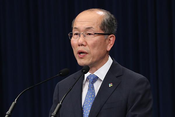 La Cheongwadae souhaite faire cesser tout largage aérien de tracts anti-Pyongyang