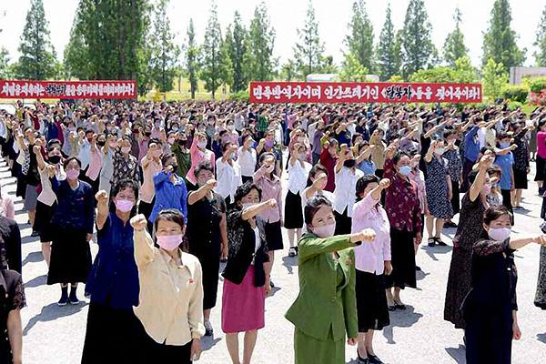 КНДР подвергла критике заявление генсека ООН о блокировании межкорейских линий связи