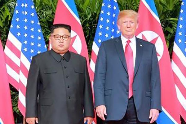 N. Korea Vows Military Buildup While US Asserts Flexibility