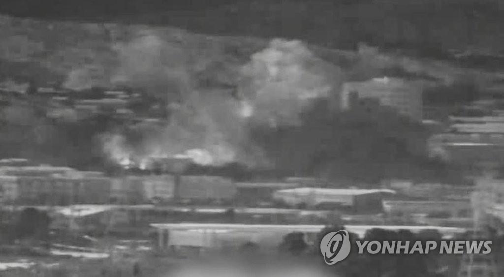 Phủ Tổng thống Hàn Quốc lấy làm tiếc về vụ Bắc Triều Tiên phá hủy Văn phòng liên lạc liên Triều