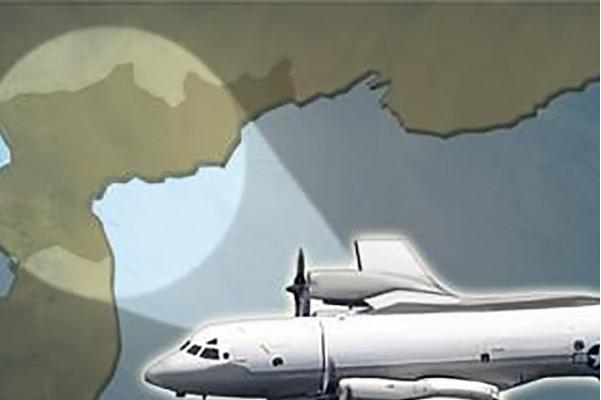Des avions de patrouilles américains survolent le sud de la péninsule