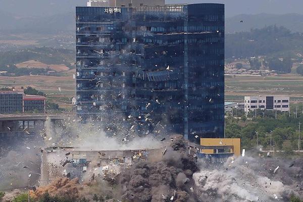 UE : la destruction du bureau de liaison intercoréen est « inacceptable »