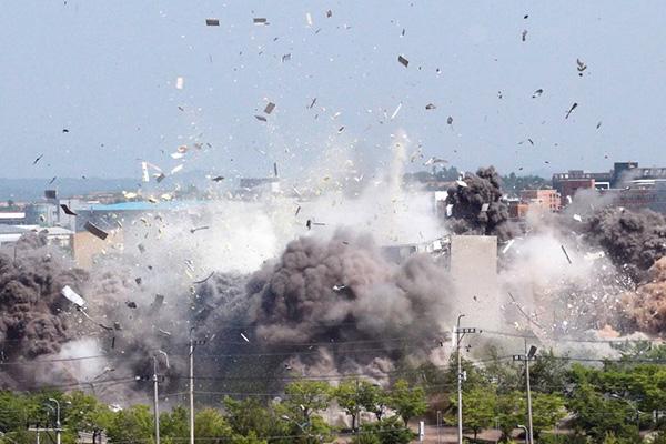 Explosion du bureau de liaison : les partis politiques expriment leurs regrets
