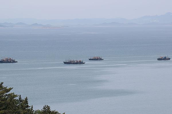 استمرار الهدوء النسبي عند خط الحدود الشمالي في البحر الغربي