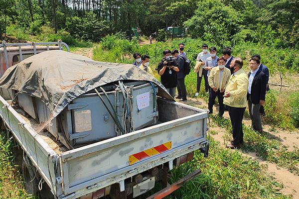 Largage de tracts anti-Pyongyang : la province de Gyeonggi applique son 1er ordre administratif