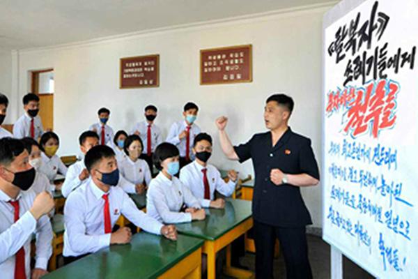 雅诗-北韩减弱对韩谴责力度 未再发表谈话