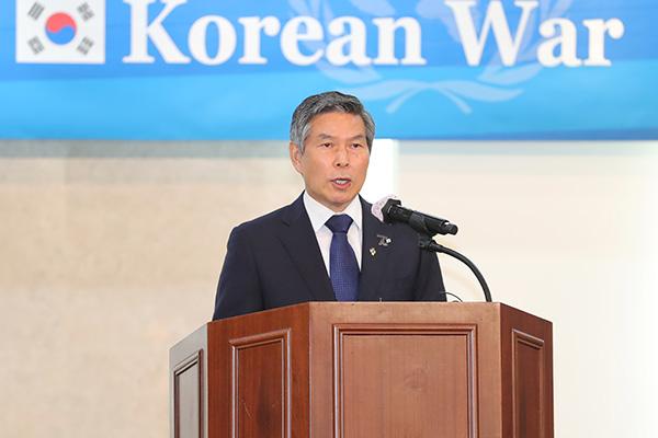 """Bộ trưởng Quốc phòng: """"Hàn Quốc sẽ không ngần ngại đáp trả các động thái khiêu khích của Bắc Triều Tiên"""""""