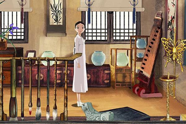 """韩动画电影《巫女图》在法国昂西万国动画电影节上荣获""""逆拍""""单圆评委特别奖"""