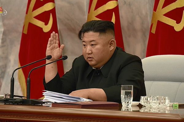 N.Korea Suspends 'Military Action Plans' Takes Down Loudspeakers