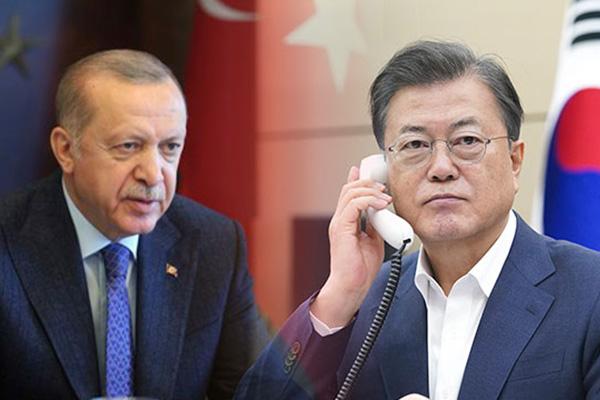 Hàn Quốc-Thổ Nhĩ Kỳ thảo luận đối phó dịch COVID-19 và hợp tác kinh tế