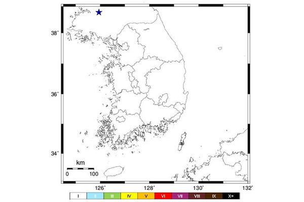 Erdeben der Stärke 4,6 vor der chinesischen Küste gemeldet