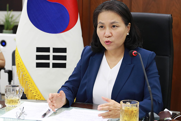 S. Korea's Trade Minister Declares Bid to Run for WTO Chief