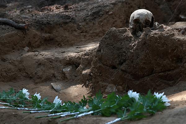 Hơn 120.000 hài cốt liệt sĩ Hàn Quốc hy sinh trong chiến tranh Triều Tiên vẫn chưa được tìm thấy