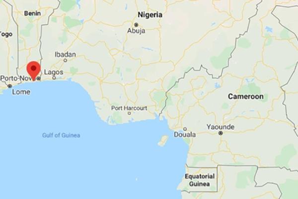 5 thủy thủ Hàn Quốc bị bắt cóc trên vùng biển Benin