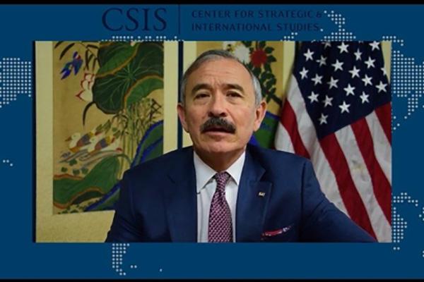 السفير الأمريكي لدى سيول يؤكد أن بلاده مستعدة للحوار مع كوريا الشمالية