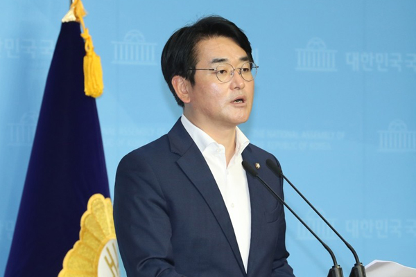 DP Rep. Park Yong-jin to Co-Head Lee Jae-myung's Election Committee