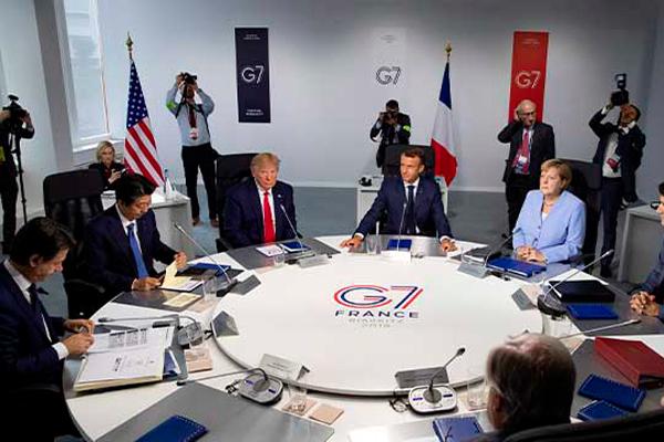 来年のG7議長国の英国 韓・印・豪をゲスト国で招待へ