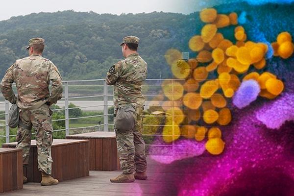 주한미군 군인 2명·가족 1명 코로나19 확진…미국서 입국