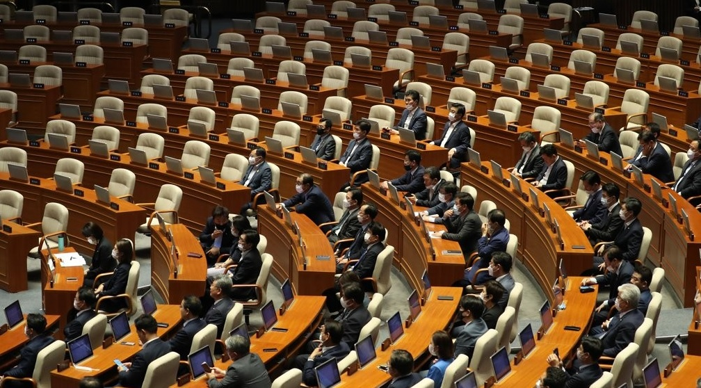 DP Lawmakers Pushing Ahead to Dominate 18 Standing Committees