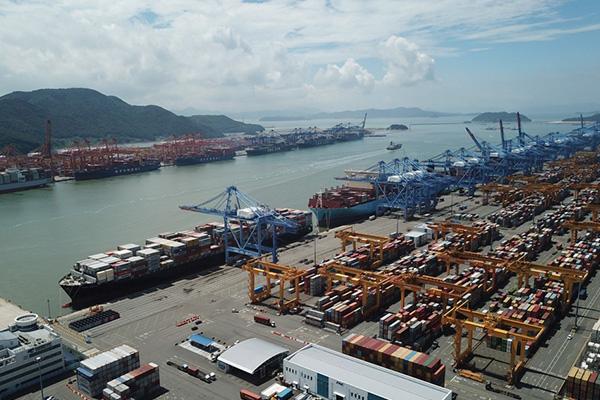 وصول المؤشر الرئيسي المركب للنشاط الاقتصادي الكوري إلى 100 نقطة