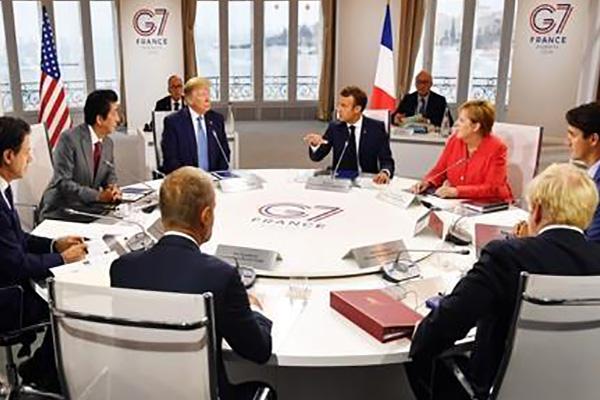 Япония против «расширенной Большой семёрки» с участием РК