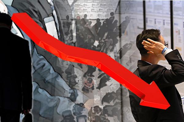 Nombre de salariés : diminution pour le 3e mois consécutif