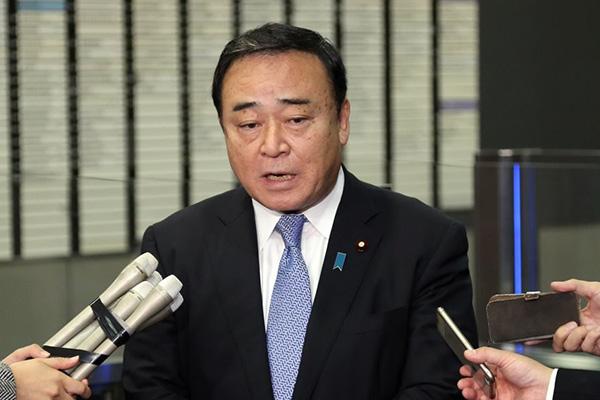 일본 경산상, 한국 수출관리 개선했다면서도 '수출 규제 정당' 주장