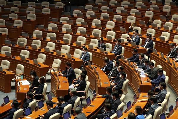 Parpol Korsel Gagal Negosiasi Terkait Ketua Komite Tetap Parlemen
