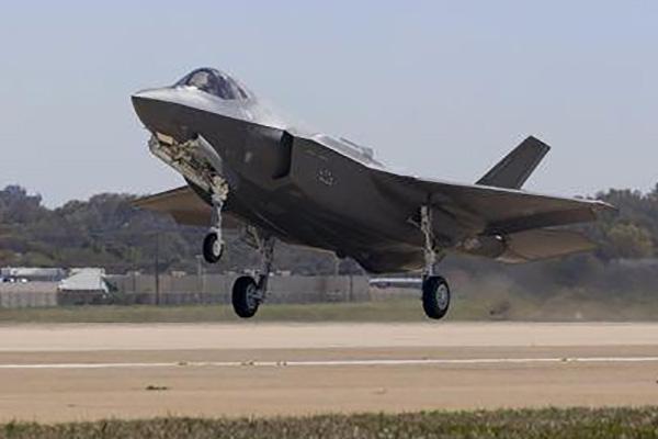 В РК прибыли 24 истребителя-невидимки F-35A