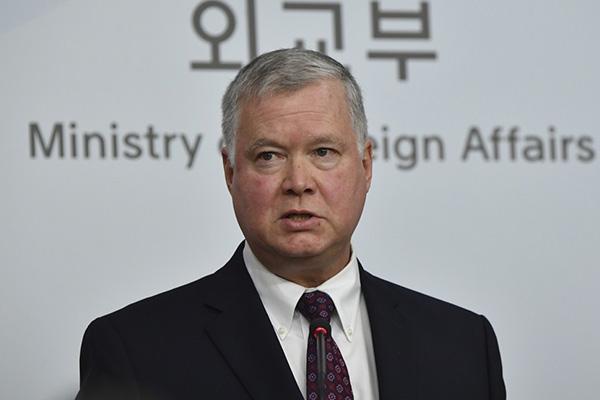 米国務省ビーガン副長官 来月にも来韓か