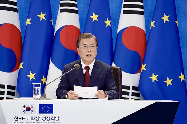 Президент РК поможет организовать саммит КНДР и США