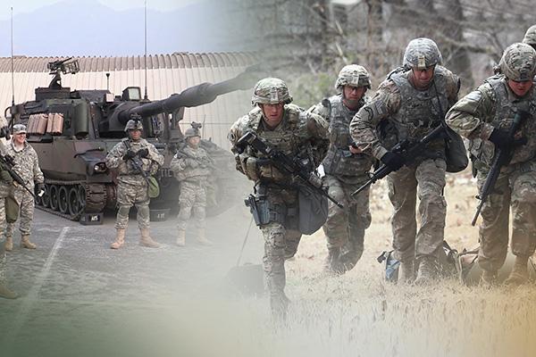 COVID-19 влияет на проведение совместных военных учений РК и США