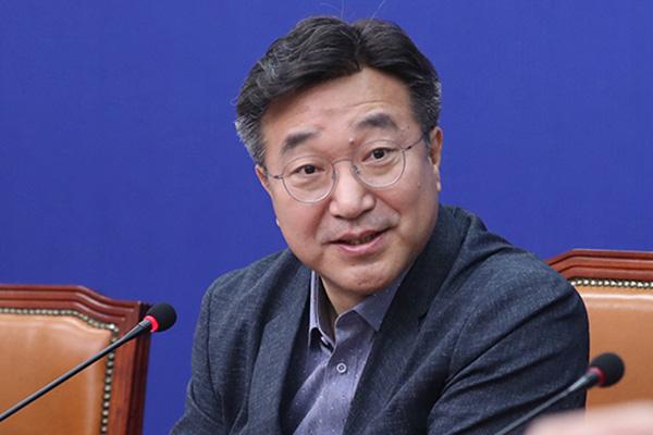 「共に民主党」 新院内代表に尹昊重氏を選出